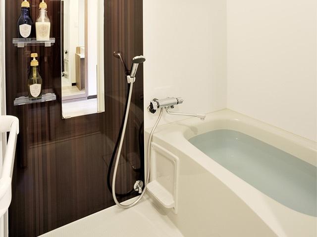 ホテルネッツ札幌 バスルーム