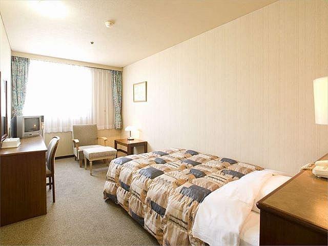 小豆島温泉 オーキドホテル シングルルーム 19㎡