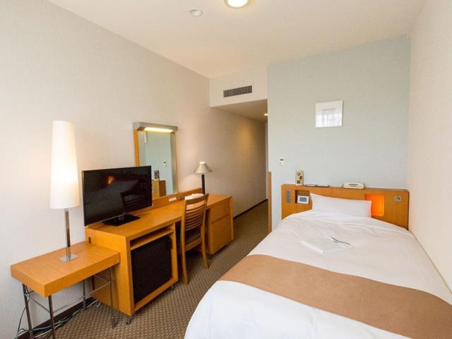 【千葉】京成ホテルミラマーレ シングルルーム