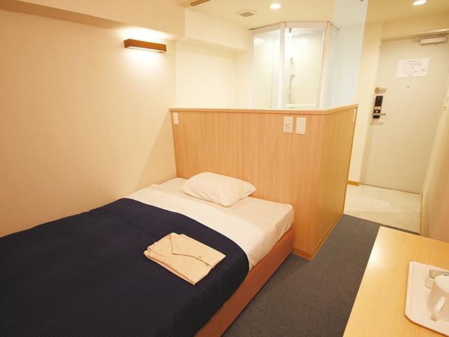 ホテルニューガイア博多 シングルルーム 9㎡