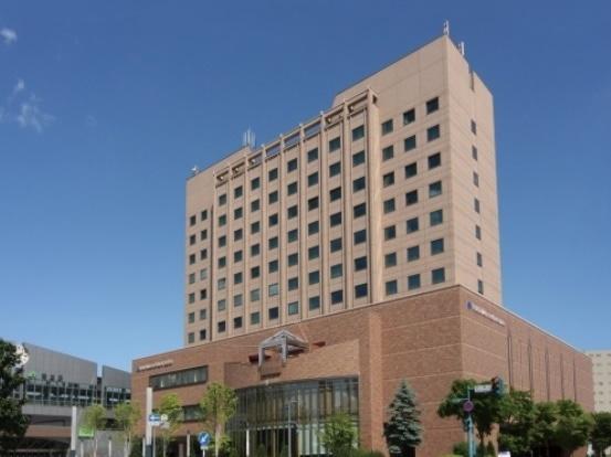 ホテル日航ノースランド帯広 外観