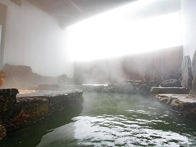 洞爺温泉ホテル華美  温泉浴場