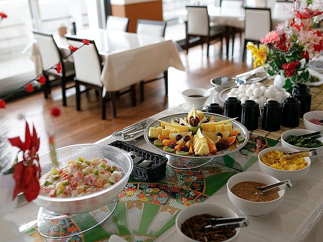 洞爺温泉ホテル華美  朝食