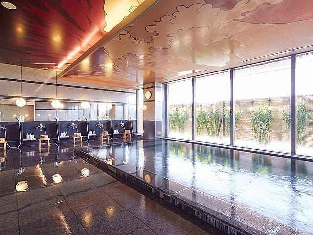 センチュリオンホテルリゾート&スパテクノポート福井 大浴場 天照ラジウム温泉