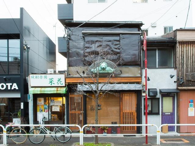 ■【品川】Bamba Hotel■ 外観