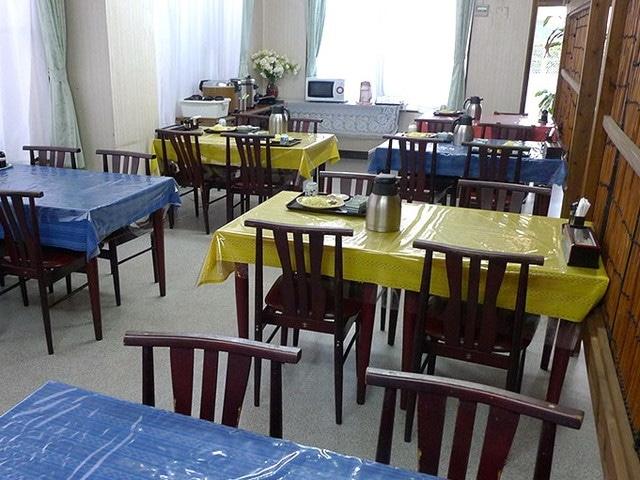 ビジネスイン種子島 食堂