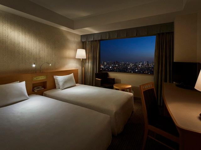 東武ホテルレバント東京 カジュアルツインルーム