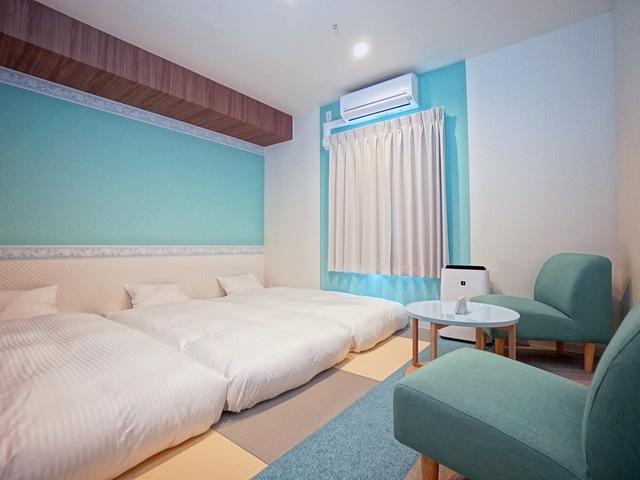 【新浦安】ラ・ジェント・ホテル東京ベイ ファミリー和室ルーム
