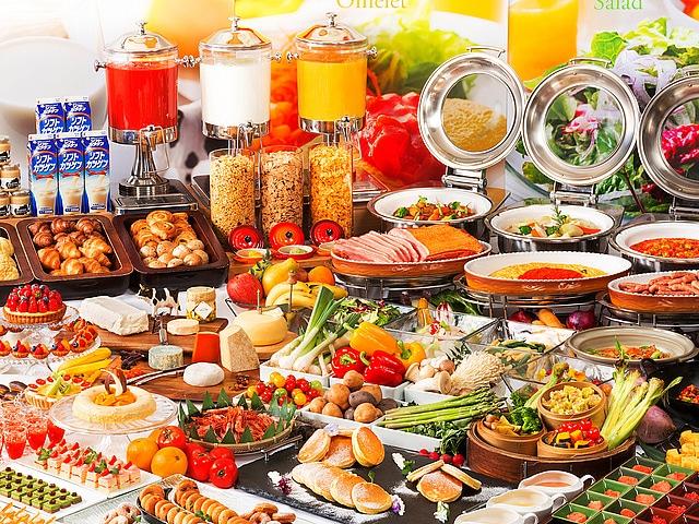 センチュリーロイヤルホテル 朝食イメージ
