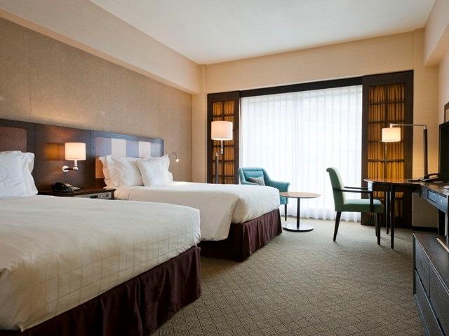 【白金台】シェラトン都ホテル東京 コンフォートスーペリアツイン