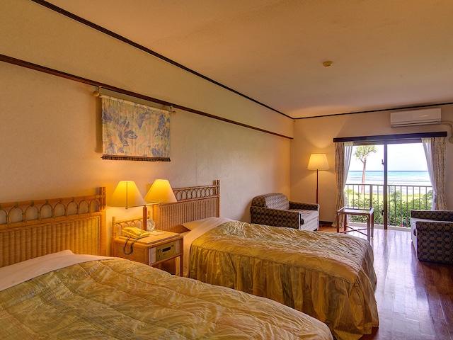石垣シーサイドホテル 客室スタンダード(一例)