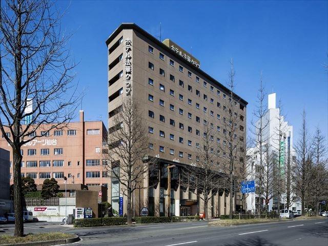 ホテル法華クラブ仙台 外観