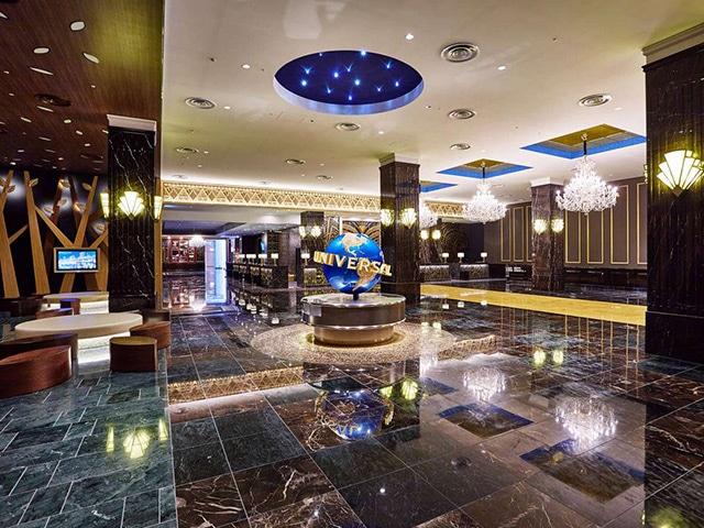 ザ パークフロントホテル アットユニバーサル・スタジオ・ジャパンR ロビー