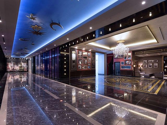 ザ パークフロントホテル アットユニバーサル・スタジオ・ジャパンR ロビー2