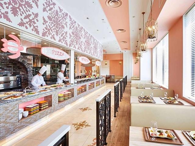 ザ パークフロントホテル アットユニバーサル・スタジオ・ジャパンR 朝食会場