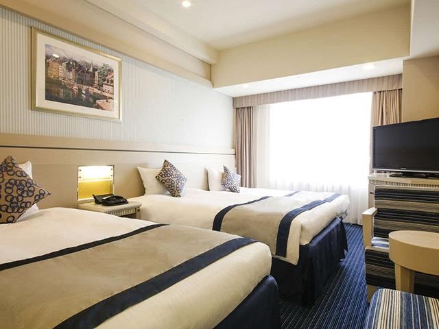 ホテル京阪ユニバーサル・タワー スタンダードトリプル 25㎡