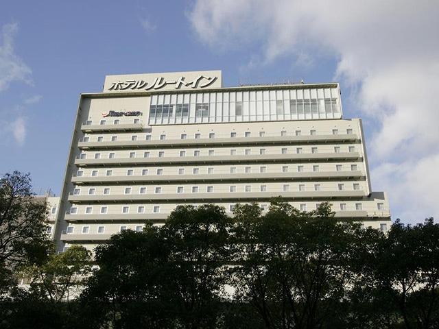 ホテルルートイン大阪本町 外観