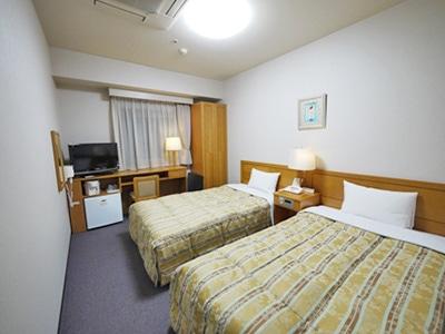 ホテルルートイン大阪本町 ツイン(一例)
