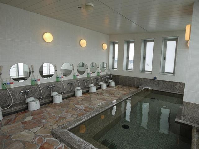 ホテルルートイン大阪本町 大浴場