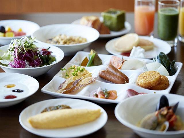 神戸ポートピアホテル 朝食(イメージ)