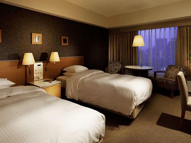 リーガロイヤルホテル ツイン 27.4㎡(一例)