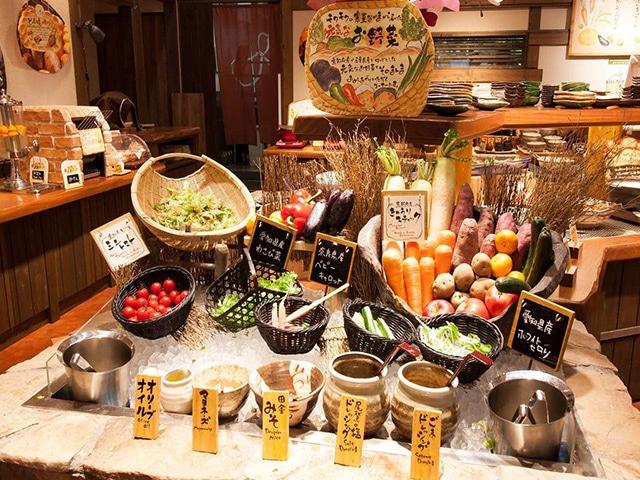 ホテルビスタプレミオ京都[河原町通] 朝食(イメージ)