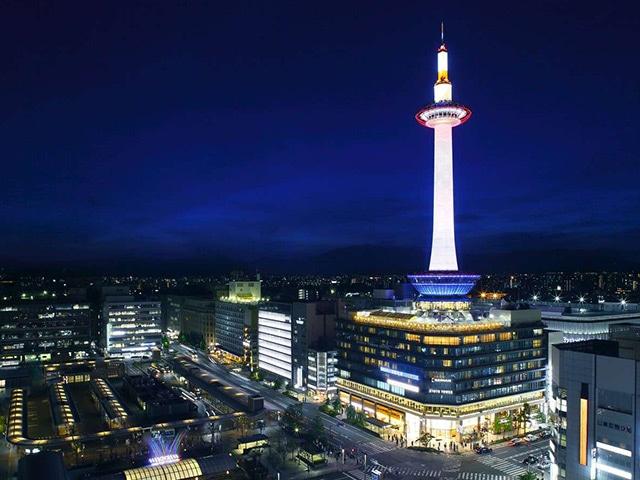 京都タワーホテル 外観