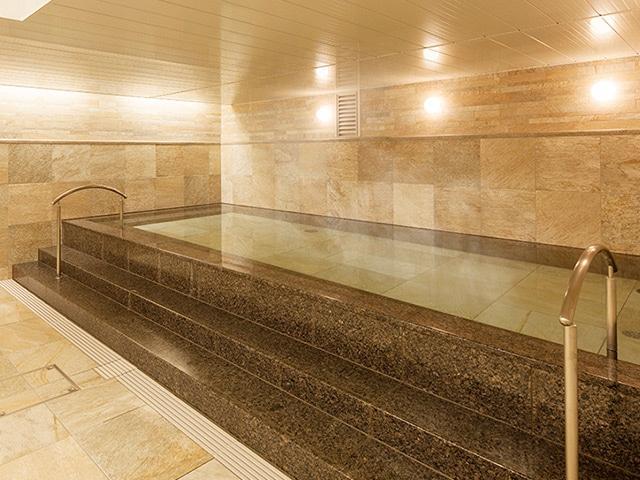 京都タワーホテル 大浴場(女湯)