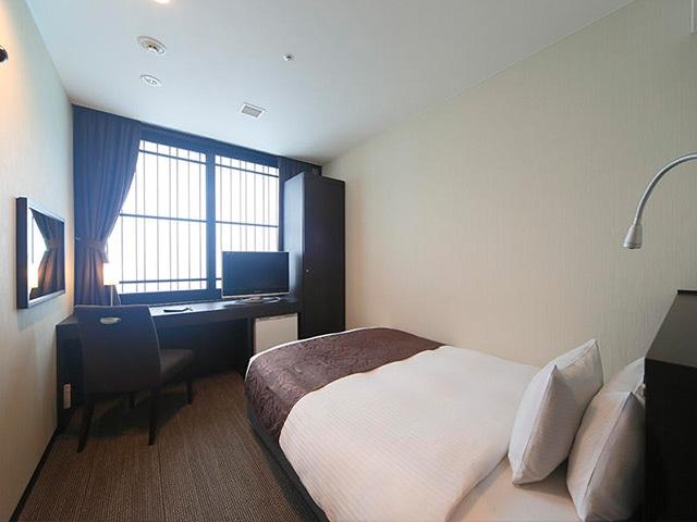 京都タワーホテル シングル 13㎡(一例)