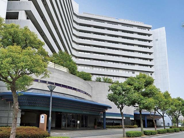 ホテルパールシティ神戸 外観