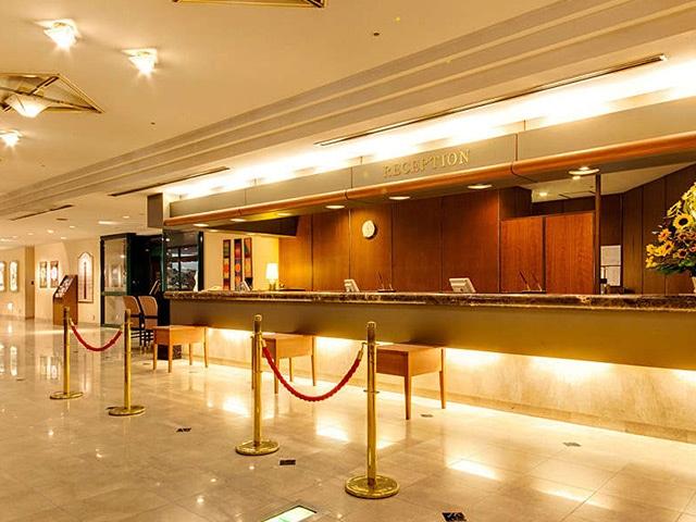ホテルパールシティ神戸 ロビー