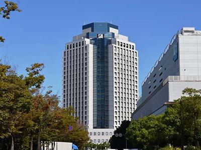 ホテルフクラシア大阪ベイ 外観