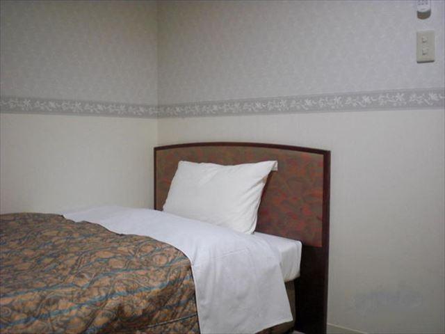 かごしま第一ホテル きしゃば店 シングルルーム 16㎡