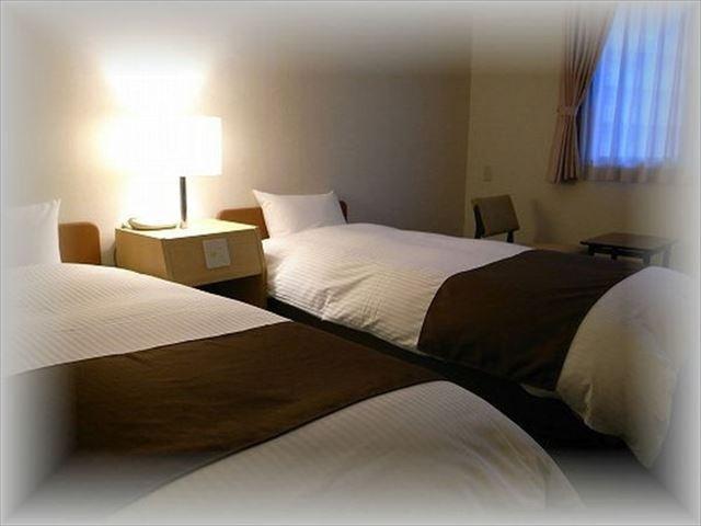 かごしま第一ホテル 鴨池店 ツインルーム 20㎡