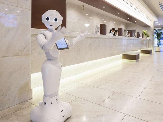 ホテルプラザオーサカ フロント