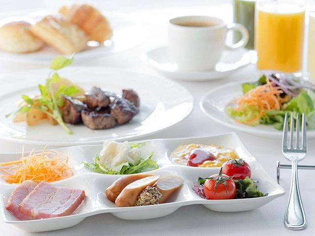 ホテルユニバーサルポート 朝食(イメージ)