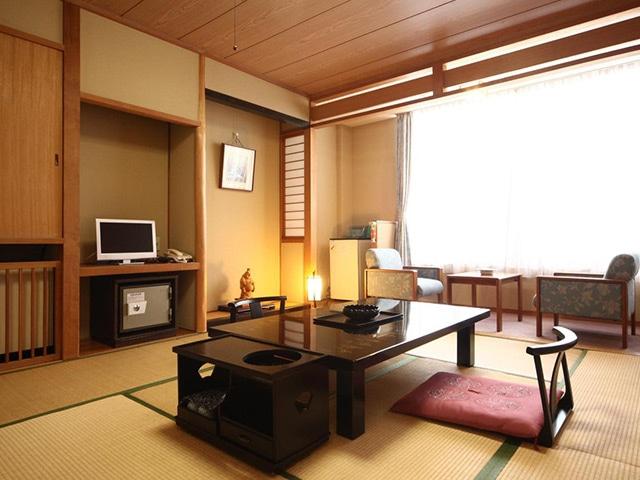 十和田湖温泉 ホテル十和田荘 和室