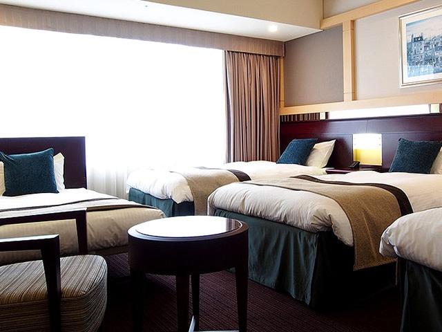 ホテル京阪ユニバーサル・タワー スーペリアフォース 37㎡(一例)