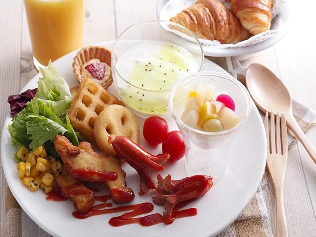 ホテル京阪ユニバーサル・タワー 朝食(イメージ)