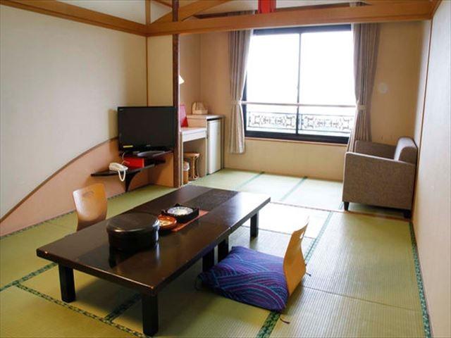 ホテル彩陽 WAKIGAWA 和室 14畳