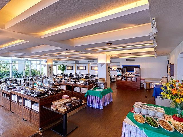 センチュリオンホテルリゾートヴィンテージ沖縄美ら海 レストラン