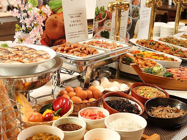 プレミアホテル-CABIN-札幌 朝食イメージ
