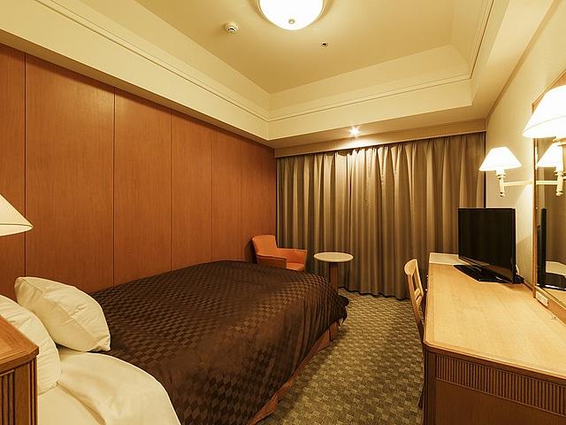 ホテル日航ノースランド帯広 シングル