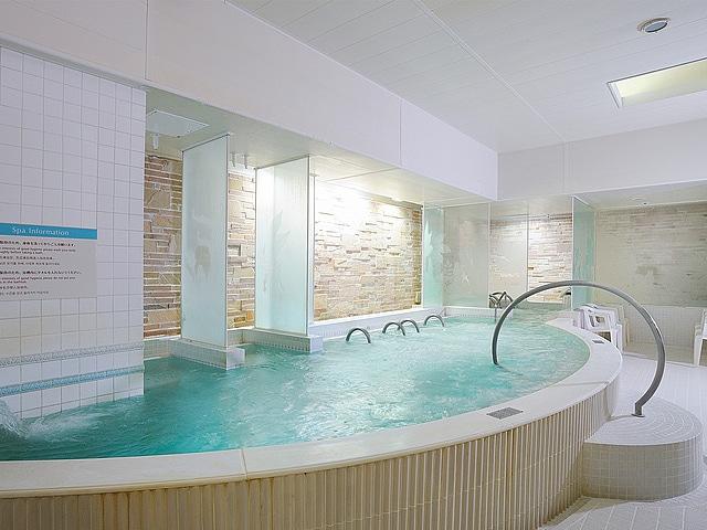 ホテルエミシア札幌 スパ・アルパ