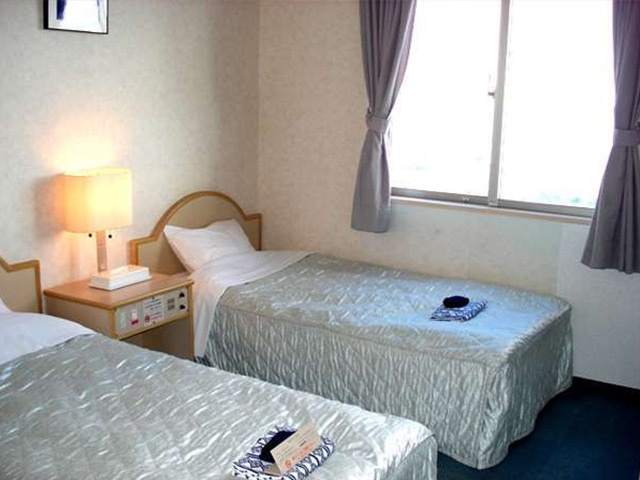 おきえらぶフローラルホテル ツインルーム