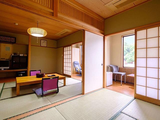 ゆふいん お宿 野蒜山荘 和室 8畳~