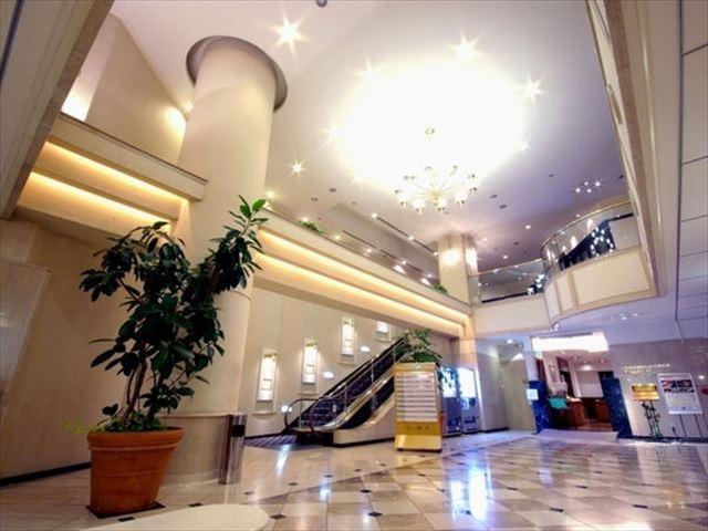佐世保ワシントンホテル フロント