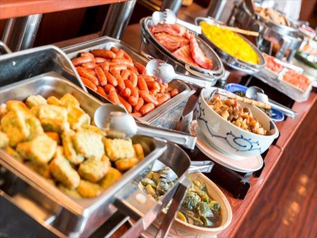 アークホテル熊本城前 朝食イメージ