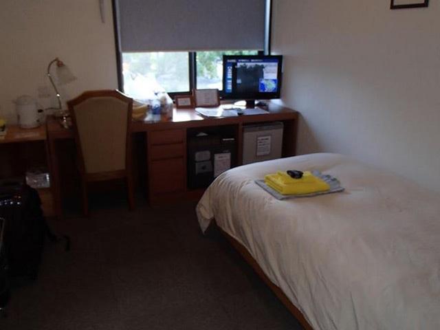 屋久島グリーンホテル シングルルーム 19㎡