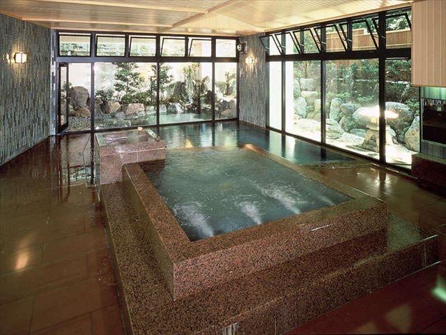 山代温泉 ホテル大のや 大浴場